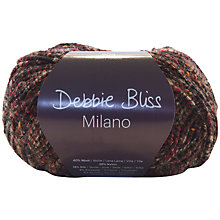 Buy Debbie Bliss Milano Tweed Yarn Online at johnlewis.com