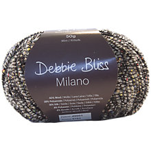 Buy Debbie Bliss Milano Tweed Yarn, 50g Online at johnlewis.com