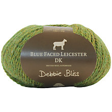 Buy Debbie Bliss Blue Faced Leicester DK Yarn Online at johnlewis.com