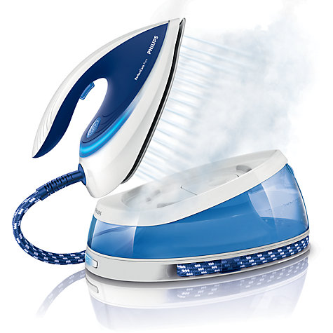 Buy Philips GC7619/20 PerfectCare Steam Generator Iron Online at johnlewis.com