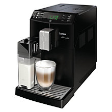 Buy Saeco HD8763/18 Minuto Bean-to-Cup Coffee Machine Online at johnlewis.com