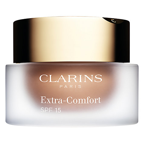 Buy Clarins Extra Comfort Foundation Online at johnlewis.com