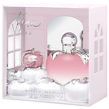 Buy Nina Ricci L'Eau de Toilette Collectors Fragrance Gift Set, 80ml Online at johnlewis.com