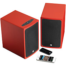 Buy Q-Acoustics BT3 Bluetooth Stereo Speakers Online at johnlewis.com