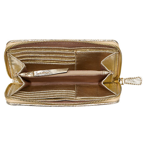Buy Jigsaw Leather Wallet Online at johnlewis.com