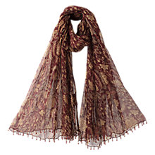 Buy East Anokhi Beaded Scarf Online at johnlewis.com