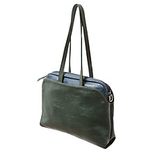 Buy East 2-Piece Fold Top Bag, Ivy Online at johnlewis.com