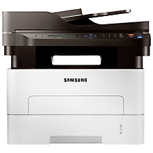 Buy Samsung Xpress M2875FW Wireless 4-in-1 Multifunction Mono Laser Printer Online at johnlewis.com