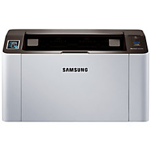 Buy Samsung Xpress M2022W Wireless Mono Laser Printer with NFC Online at johnlewis.com