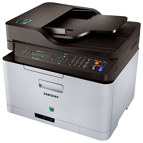 Buy Samsung Xpress SL-C460FW Wireless Colour All-In-One Laser Printer & Fax Machine with NFC Online at johnlewis.com