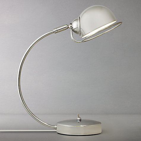 Buy John Lewis Max Curved Task Lamp Online at johnlewis.com