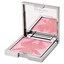 Buy Sisley L'orchidée Rose Palette Bronzer Online at johnlewis.com
