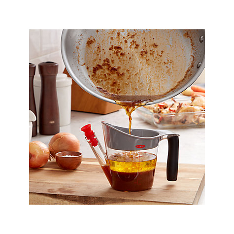Buy OXO Good Grips Gravy Separator Online at johnlewis.com