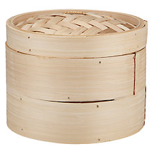 Buy Meyer Bamboo Steamer Online at johnlewis.com