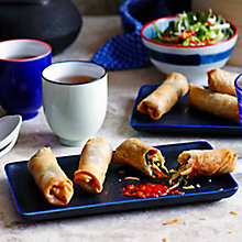 Buy Vegetable Spring Rolls by Ching He Huang Online at johnlewis.com