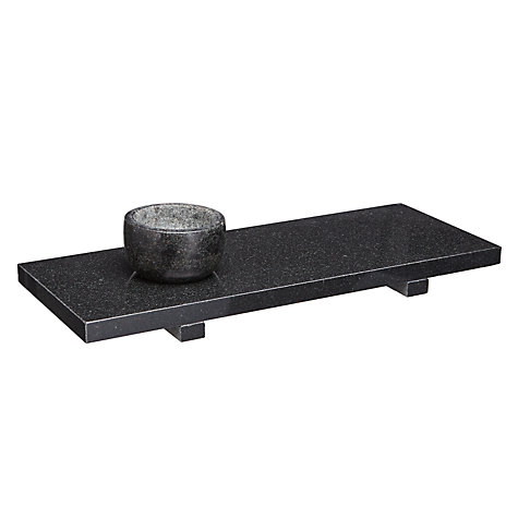 Buy Meyer Marble Sushi Board and Bowl Online at johnlewis.com