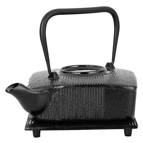 Buy Meyer Cast Iron Teapot Online at johnlewis.com