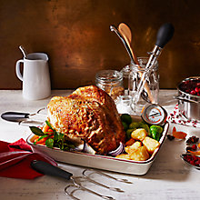 Buy Roast Turkey Crown With Confit Legs by James Ramsden Online at johnlewis.com
