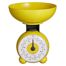 Buy House by John Lewis Orb Mechanical Scale, 3kg Online at johnlewis.com