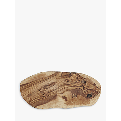 ICTC Olive Wood Cheese Board, L30cm