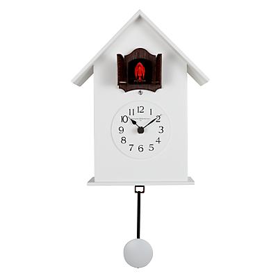Image of Diamantini & Domeniconi Meridiana Cucu Wall Clock, White, Dia.18cm
