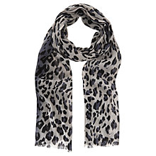 Buy Mint Velvet Zena Print Scarf, Multi Online at johnlewis.com