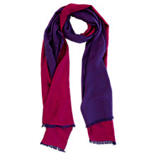 Buy Coast Two Tone Scarf Online at johnlewis.com