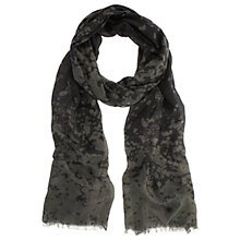 Buy Mint Velvet Eddie Print Scarf, Multi Online at johnlewis.com