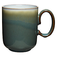 Buy Denby Regency Green Double Dip Mug Online at johnlewis.com