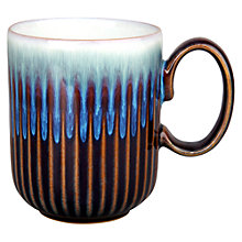 Buy Denby Amethyst Fluted Mug Online at johnlewis.com