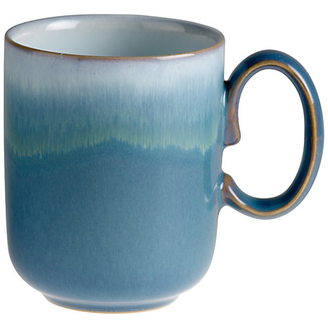 Buy Denby Azure Double Dip Mug Online at johnlewis.com
