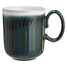 Buy Denby Greenwich Fluted Mug Online at johnlewis.com