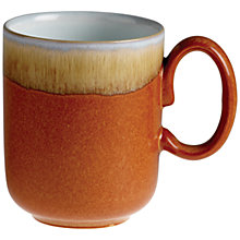 Buy Denby Fire Double Dip Mug Online at johnlewis.com