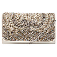 Buy COLLECTION by John Lewis Ria Embellished Clutch Online at johnlewis.com