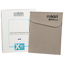 Buy Cokin X152 Neutral Grey ND2X Filter Online at johnlewis.com