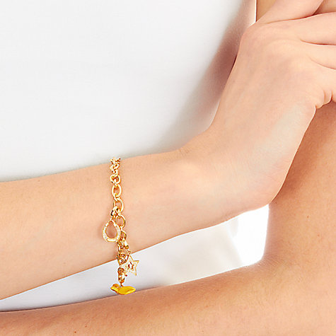Buy Astley Clarke Charms 18ct Gold Vermeil Ever So Lucky Charm Online at johnlewis.com