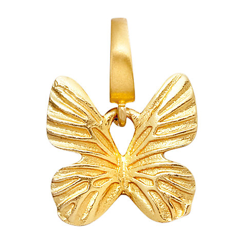 Buy Astley Clarke Charms 18ct Gold Vermeil Freedom Of Mind Charm Online at johnlewis.com