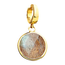 Buy Astley Clarke Charms 18ct Gold Vermeil Make It Happen Charm Online at johnlewis.com