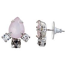 Buy COLLECTION by John Lewis Jewelled Fan Stud Earrings Online at johnlewis.com