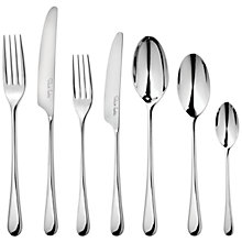 Buy Robert Welch Iona Cutlery Place Setting, 7 Piece Online at johnlewis.com