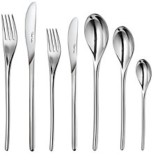 Buy Robert Welch Bud Cutlery Set, 42 piece Online at johnlewis.com