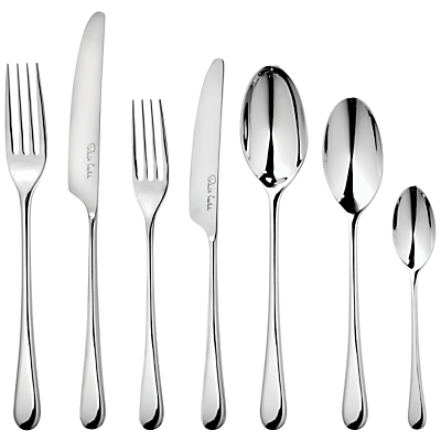 Robert Welch Iona Cutlery Set, 84 Piece