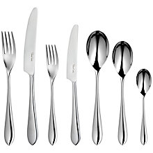 Buy Robert Welch Norton Cutlery Set, 7 Piece Online at johnlewis.com
