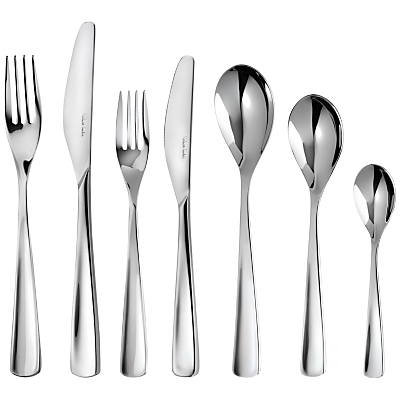 Robert Welch Aspen Cutlery Set, 56 Piece