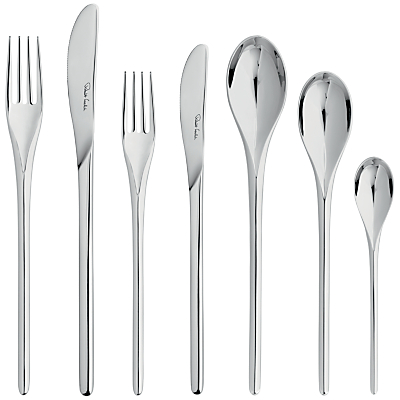 Robert Welch Bud Cutlery Place Setting, 7 Piece