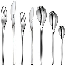 Buy Robert Welch Bud Cutlery Set, 56 Piece Online at johnlewis.com