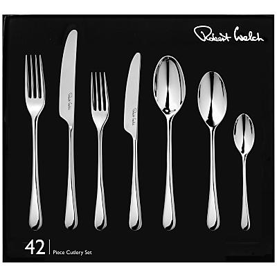 Robert Welch Iona Cutlery Set, 42 piece