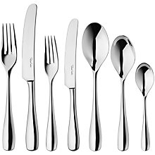 Buy Robert Welch Warwick Cutlery Set, 42 Piece Online at johnlewis.com