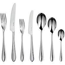 Buy Robert Welch Norton Cutlery Set, 56 piece Online at johnlewis.com