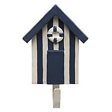 Buy Parlane Beach Hut Hook, Blue Online at johnlewis.com